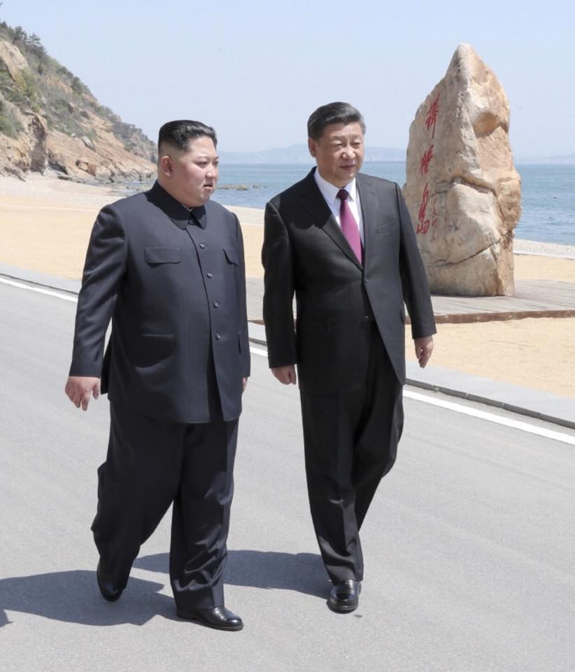 朝鮮・金正恩